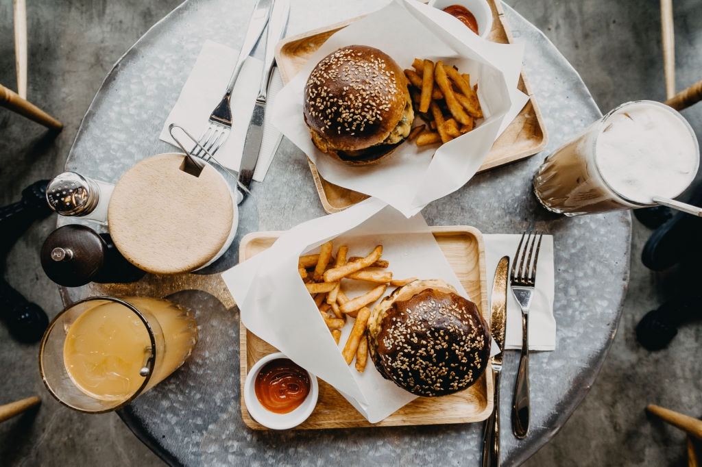Fast food Meals Feature