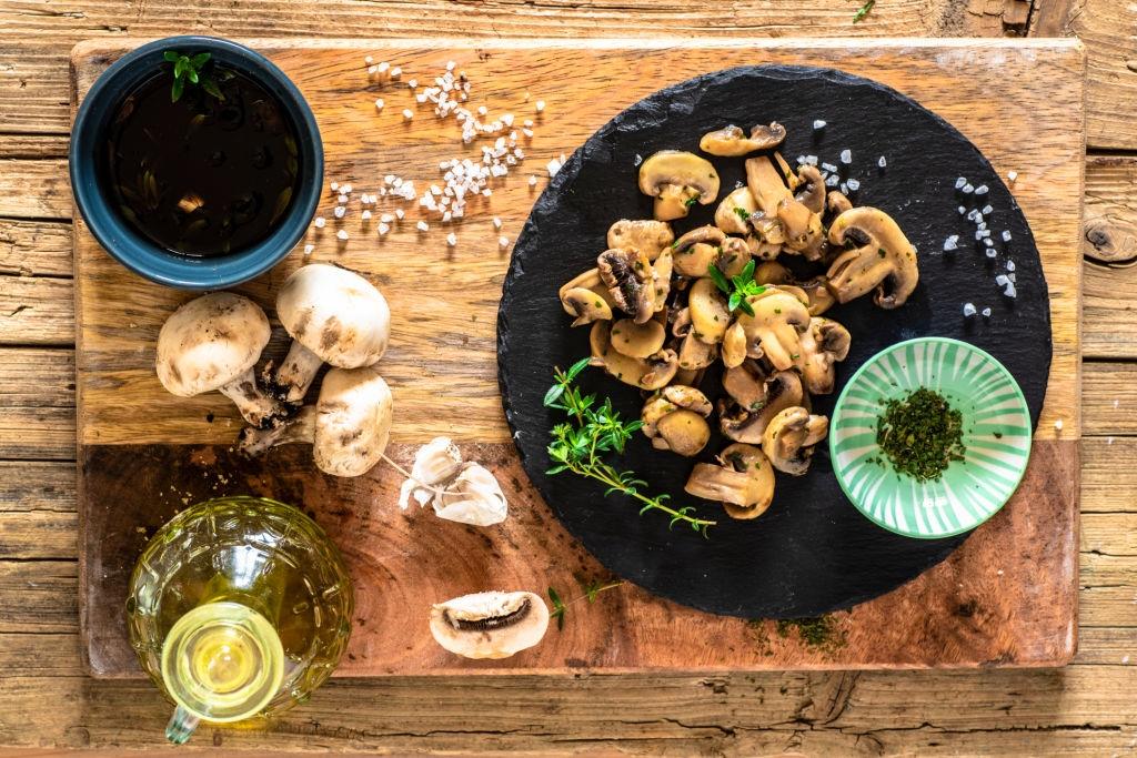 Mushrooms Featured