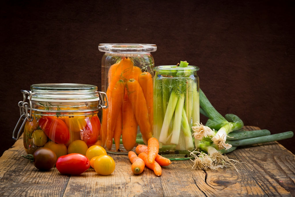 Pickled Food Featured