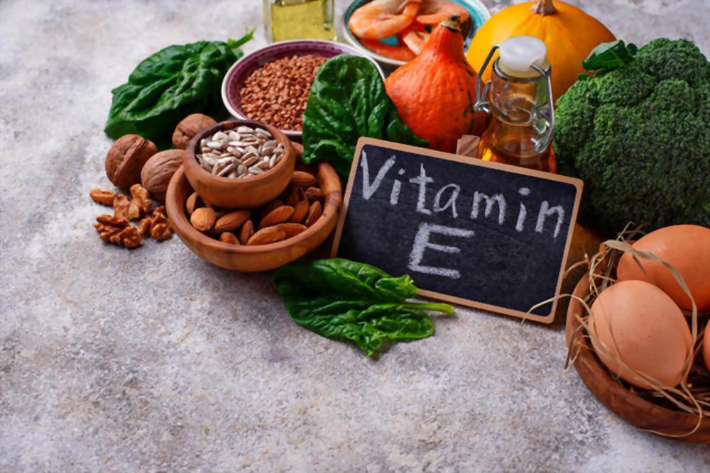 Vitamin E Featured